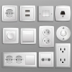 Socket and Switch Vector