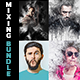 Mixing Photoshop Action Bundle