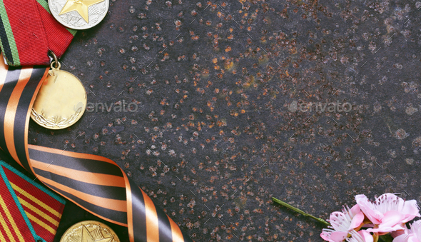 Symbol Victory Day - Stock Photo - Images