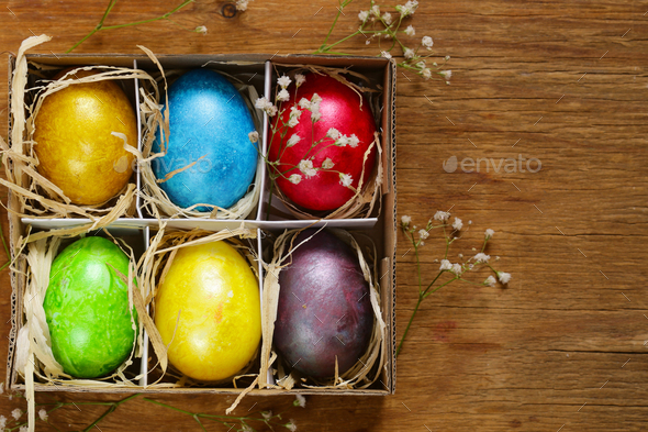 Happy Easter!  - Stock Photo - Images