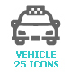 Transport & Vehicle Mini Icon