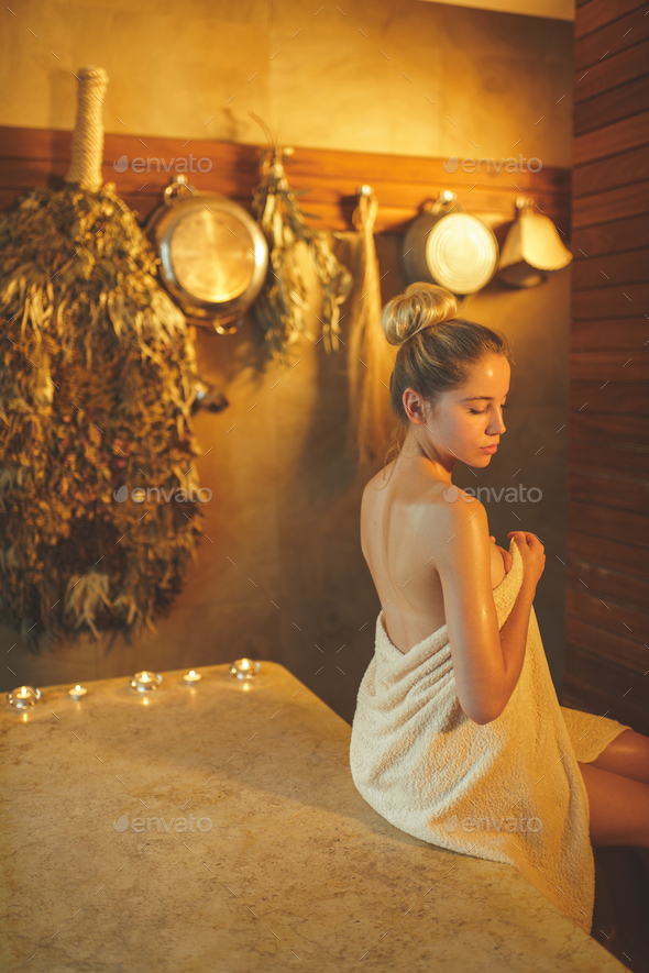 Pampering - Stock Photo - Images