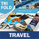 Travel Agency Trifold Brochure 3 - GraphicRiver Item for Sale