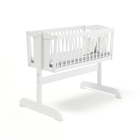 White Cradle - 3DOcean Item for Sale