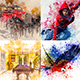 Colorful Art Photoshop Action Bundle - GraphicRiver Item for Sale