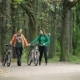 Couple Together Ride A Bicycle - VideoHive Item for Sale