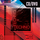 Techno Techno Cd/DVD Template