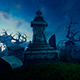 Ancient Cemetery - VideoHive Item for Sale