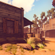 Street Of The Wild West - VideoHive Item for Sale