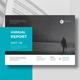 Annual Report Landscape A4 & A5 - GraphicRiver Item for Sale