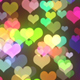 Colorful Valentine Hearts - VideoHive Item for Sale