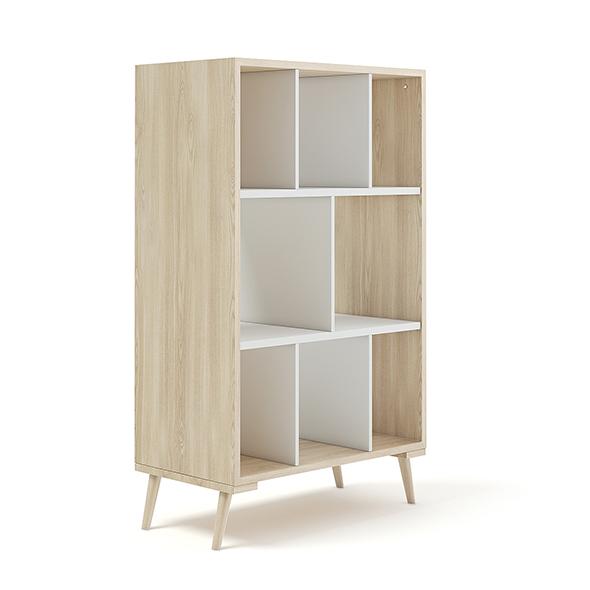 Wooden Children's Shelf - 3DOcean Item for Sale