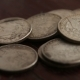 Collection of Old Coins Dollars - VideoHive Item for Sale