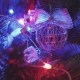 New Year's Toy, Electric Garland Glows on the Christmas Tree, - VideoHive Item for Sale