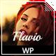 Flavio - A Personal & Responsive WordPress Theme - ThemeForest Item for Sale