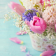 Pastel colored flowers - PhotoDune Item for Sale