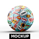 Soccer / Football Ball Mockup