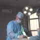 Surgeon Uses an Electronic Scalpel During Surgery - VideoHive Item for Sale
