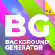 Background Generator - VideoHive Item for Sale