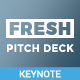 Fresh Pitch Deck - GraphicRiver Item for Sale