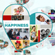 Pieces Of Happiness - VideoHive Item for Sale