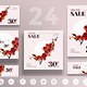 Natural Cosmetics Sales Social Media Pack