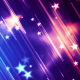 Stars and Line Streaks - VideoHive Item for Sale