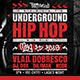 Underground Hip Hop Flyer/Poster - GraphicRiver Item for Sale