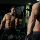 Male Training in the Gym - VideoHive Item for Sale