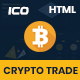 Crypto Trade - ICO, Bitcoin and Cryptocurrency HTML Template - ThemeForest Item for Sale