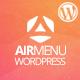 AirMenu - Responsive Fullscreen Navigation WordPress Plugin