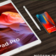 Pad Pro, Phone X, Sketchbook MDesign Mockup - GraphicRiver Item for Sale