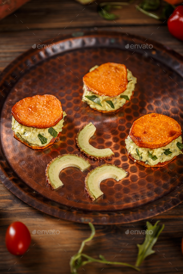 Healthy vegetarian food - Stock Photo - Images