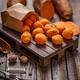 Thai fried sweet potato balls - PhotoDune Item for Sale