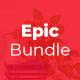 Epic 3 in 1 Bundle Google Slides - GraphicRiver Item for Sale