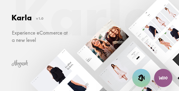 Image of Karla - WordPress eCommerce Theme