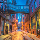 New York City Alleyways - PhotoDune Item for Sale