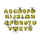 Yellow Ladybug Alphabet - GraphicRiver Item for Sale