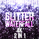 Glitter Waterfall - VideoHive Item for Sale