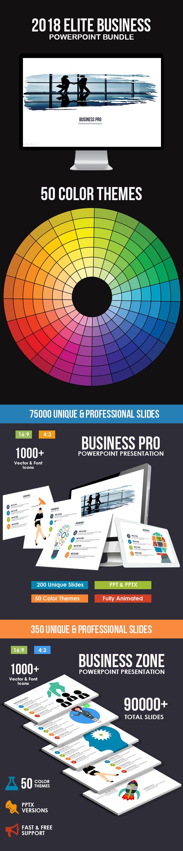 2018 Elite Business Powerpoint Bundle - Business PowerPoint Templates