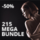 215 Mega Bundle Lightroom Presets