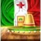 Vector Cinco De Mayo Mexican Party Poster Banner