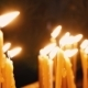 Burning Candles - VideoHive Item for Sale