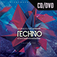 The Sound of Future Techno Cd/DVD Template