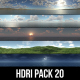 HDRI Pack 20 - 3DOcean Item for Sale