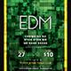 EDM Flyer - GraphicRiver Item for Sale