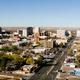 Albuquerque Downtown City Metro Skyline Desert South New Mexico - PhotoDune Item for Sale