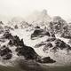 Mountain Storm Above Treeline Alaska Winter - PhotoDune Item for Sale