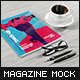 US Magazine Mock-Up Updated 2018 - GraphicRiver Item for Sale
