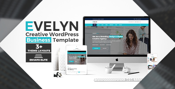 VG Evelyn - Multipurpose Business and Agency WordPress Theme - Business Corporate